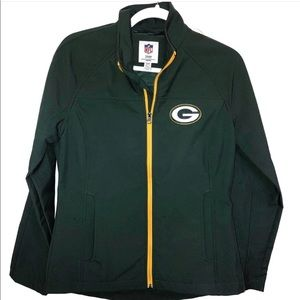 NFL Team Apparel Green Bay Packers Women Small